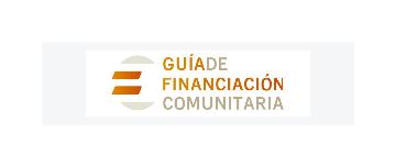 Guía financiación comunitaria
